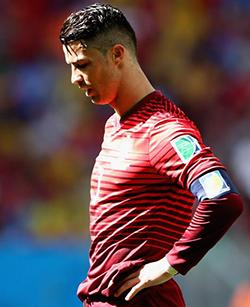 I tried to abort him, Ronaldo's mum