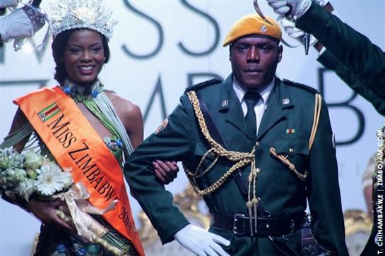 Miss Zimbabwe in shock resignation