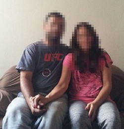 Brazilian woman discovers she married brother