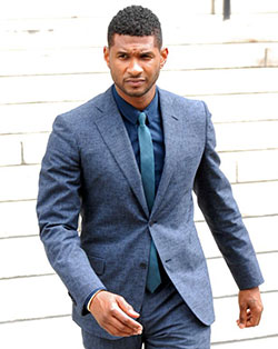 Usher:  Marriage was my best mistake