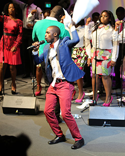 Singing with  men and angels: Zimpraise sing their way to stardom