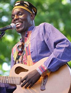 Impressive  Tuku has Jo'burg chanting 'Zvirikufaya'
