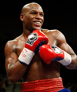 Mayweather sued for millions by ex