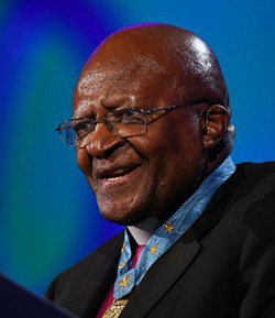 South African paper apologises for article comparing Tutu to  Hitler