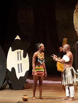 Succession play premieres at Intwasa festival