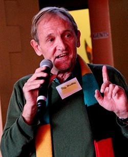 War veteran  and Book Café owner Brickhill dies