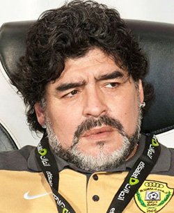 Maradona 'withdraws  theft complaint against ex' after video leak