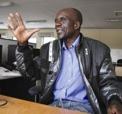 Chipanga seeks audience with  Mugabe