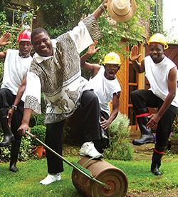 Black Umfolosi brings Zimbabwe  culture to Canada