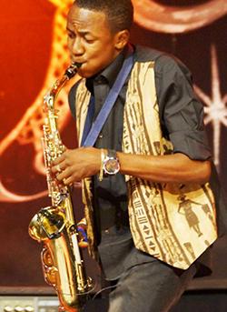 Osborne  Matenganzara: The accidental god of the wind instrument
