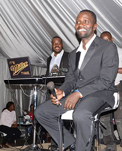 No funding with conditions, Ibumba  Fest organisers