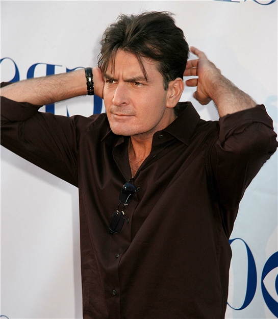 Charlie Sheen in 'Two and a Half Men' return?