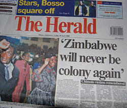 Zimpapers  journalists tear each other apart over shoddy work