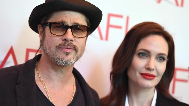 Brad to star in Angelina's Africa