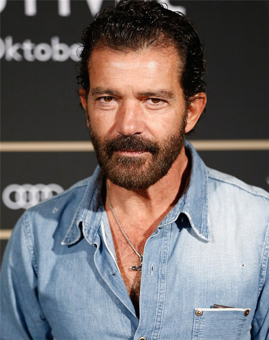 Q&A: Antonio Banderas and his  taste for variety