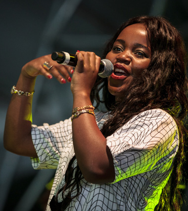 Australia-based Tkay Maidza drops hot new single