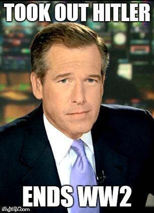 Top US news anchor suspended over Iraq lie