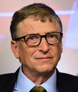 Bill Gates still world's  richest man, Forbes say