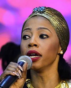 Kelly  Khumalo set for May UK tour