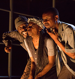 UK play  explores Zimbabwe's fight for freedom
