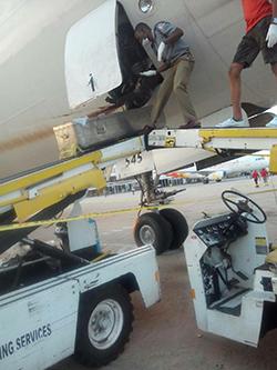 Harrison Ford  injured in LA plane crash