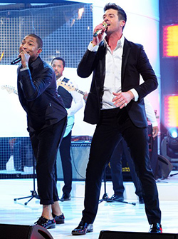 Pharrell Williams, Robin Thicke fined $7m for copying Marvin Gaye