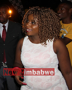 Pictures:  Sandra Ndebele launches seventh album