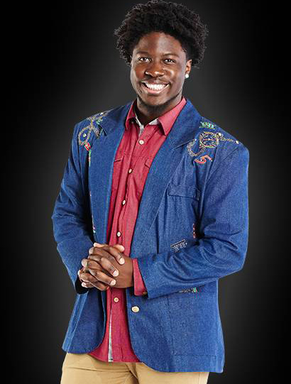 Zimbabwean  on Big Brother Canada