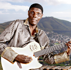 Oliver Mtukudzi to perform at  this year's Standard Bank jazz festival