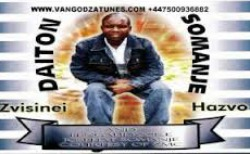 Marondera bids farewell to Daiton Somanje
