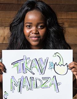 Australia-based Tkay  Maidza gets US attention