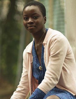 Danai Gurira: 'My goal is to give voice to the voiceless'