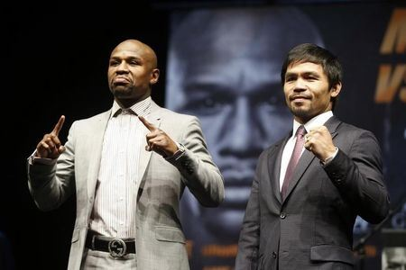 Mayweather, Pacquiao bout delivers knockout ticket prices