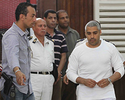 Jailed Journalist sues  Al Jazeera for $100m