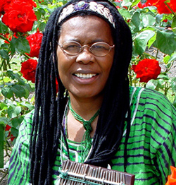 Stella Chiweshe start attraction at Newcastle event