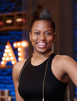 Zimbabwe Rue Rusike on US reality TV show Food Network Star