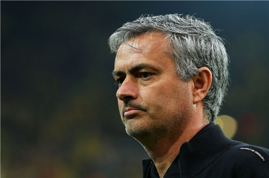 Mourinho banned from driving for speeding