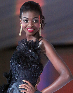 I never posed for  any nude pictures: Former Miss Zimbabwe  Model misbehaviour … Miss Zimbabwe Trust boss Mary Chiwenga with Emily Kachote