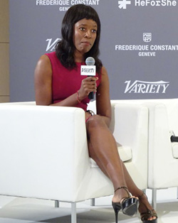 Head of  HeForShe reveals what goes on behind the scenes of this powerful, global campaign  We  need to make sure this momentum, which happens once in a  lifetime, is taken  with a high level of responsibility … Elizabeth Nyamayaro