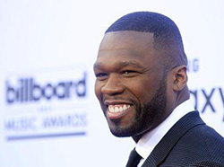 Rapper 50 Cent says  he's broke after losing lawsuit