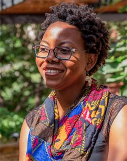 NoViolet Bulawayo:  'I like to write from the bone'