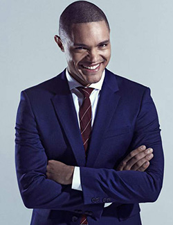 Trevor Noah says  tenor will change, not targets