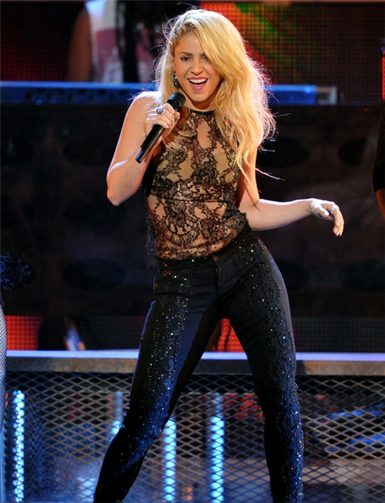 Shakira's hit  song 'Loca' not plagiarism, U.S. judge rules