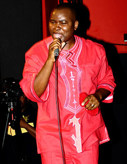 UK-based gospel singer in charity gig for Zim school