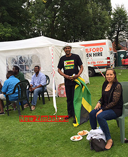 Zimbabwe  features at Leeds West Indian carnival