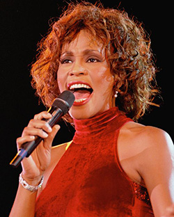 Whitney Houston to return to the stage as a hologram