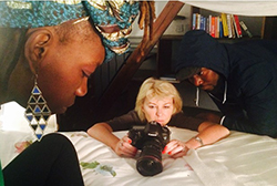 University of Bedfordshire cultural film showing at Zimbabwe  International Film Festival