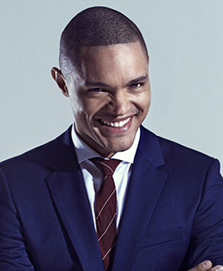 Meet Trevor  Noah's reported new love!
