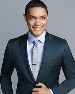 Trevor Noah  recovering from appendectomy