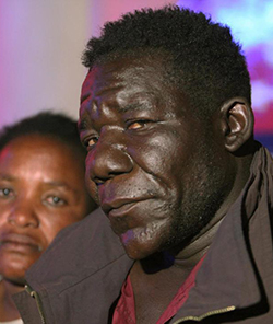 Reigning  Mister Ugly faces new competition with record number entries for pageant